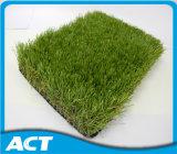 Alfombra sintetizada colorida de la hierba para ajardinar el césped L30 del jardín