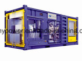 10kVA al generatore insonorizzato del diesel di 1250kVA Cummins
