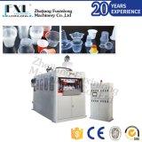 Machine en verre en plastique hydraulique de Fjl Thermoforming