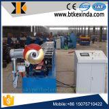 máquina de formação de rolos de saída de alumínio