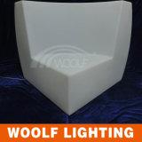 다채로운 재충전용 LED 소파 홈 사용 LED 소파