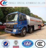 Foton 6X4 무거운 수용량 수송 석유 탱크 트럭