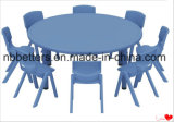 [توب سلّر] روضة أطفال أثاث لازم طاولة قابل للتعديل مستديرة بلاستيكيّة