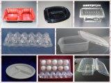 Vacío plástico que forma la máquina para producir tipo de bandejas