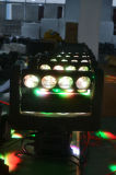 Effet LED 8PCS Spider Moving Head Rotating Beam Moving Light