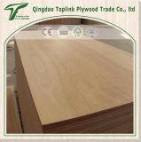 Contre-plaqué commercial de pente de meubles de cèdre de crayon de Shandong