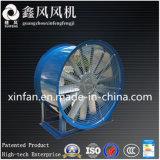 Axialer Ventilator Byt-600 mit justierbarer Aluminiumlegierung-Schaufel