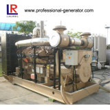 Generador Industrial de gas natural de 500kVA.