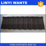 Стильный красочным покрытием из камня металлические миниатюры на крыше
