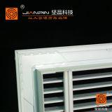 Griglia lineare di alluminio della barra del sistema di condizionamento d'aria per il sistema di ventilazione