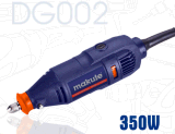 Les machines-outils professionnelles de qualité meurent la rectifieuse (DG002)