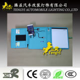 Портфолио A5 с блокнот привода вспышки USB крена силы