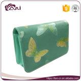 Бумажник кобуры плеча PU 4 цветов кожаный напечатанный бабочкой