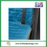 Coperchio di sede superiore impermeabile imbottito blu dell'automobile di Hammock-Stile dell'attrezzo per i cani