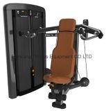 aptitud, lifefitness, máquina de la fuerza del martillo, prensa DF-9008 del hombro