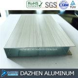 Il profilo di alluminio di vendita diretta della fabbrica per tutta la serie del Governo ha personalizzato la fabbricazione