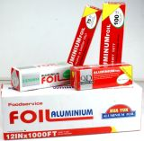 Масло без использования в домашних условиях Aluminm рулона пленки с 8011-0 0,015 X100мм