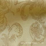Сплетенная ткань украшения занавеса жаккарда полиэфира