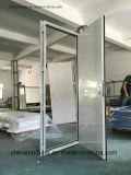 Стальные двери в сегменте панельного домостроения в доме (Чам-доктора001)