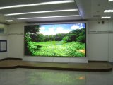 Для использования внутри помещений с фиксированной P5 полноцветный светодиодный индикатор рекламы видео на стену