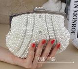 結婚式または党(夢100042)のための粋なハンド・バッグのクラッチのハンドバッグ