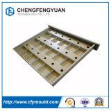 高精度の真鍮薄板の金属製造の電子ボックス