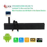 Androide 3D Einfassung - fehlerfreier androider Haupttheater-Tonanlage-Lautsprecher-Kasten des Stab-DVB-T2