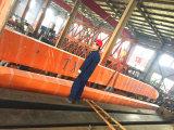 Pont roulant de double faisceau avec l'élévateur électrique