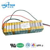 Het hoge Pak van de Batterij van het Tarief 36V 7ah LiFePO4 van de Lossing voor e-Fietsen Batterij