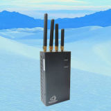 Style Portable 4 antennes Bug Audio Bluetooth signal brouilleur de caméra