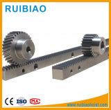 Механизм реечной передачи винтовой зубчатой передачи шпоры машины CNC высокой точности M1-M10