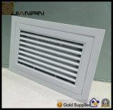 Aluminium blanc AC Grill HVAC Air des buses