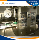 Máquina de etiquetas automática da luva do Shrink dos frascos do preço de fábrica