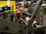 Алюминиевая фольга фольги передачи тепла штемпелюя фольги золота горячая легкая для продукции машины