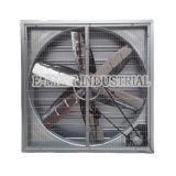 Sistema refrigerando que refrigera o exaustor industrial do ventilador