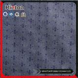 OEMの発注100の綿のあや織りのインディゴによって印刷されるデニムファブリック