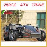 2017 Drift Trike con Windshiled y alerón trasero