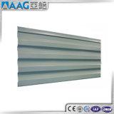 El panel de aluminio de la azotea del cromato/los paneles de aluminio acanalados rojos de la azotea/los paneles de aluminio aislados de la azotea