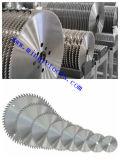 El corte con herramienta de mano Sierra de widia para no ferrosos Aluminio
