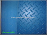Folha de borracha do salgueiro Gw3013 com a folha ISO9001 de borracha antiderrapante