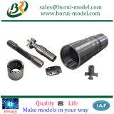 OEM de rotation de pièces d'acier inoxydable de qualité