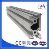 Perfil de alumínio personalizado da extrusão H