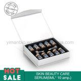 Llenar el suero determinado hidratante del cuidado de la belleza de la piel del cuidado de piel