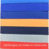 ТеплостойкfNs ткань, ткань доказательства воды масла газа масла равномерная, ткань 100% Fr хлопка для высокого качества