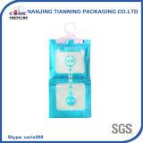Paquet de chlorure de calcium d'amortisseur d'humidité avec le crochet
