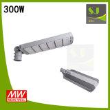 300W LED 가로등 옥외 가벼운 Hightway 및 정연한 점화
