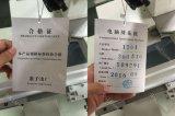 中国の上装置1つのヘッドTシャツの帽子の刺繍機械高速刺繍機械価格