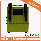 Haut-parleur rechargeable coloré de DEL Bluetooth