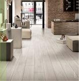 Neues Bauholz-Holz glasig-glänzende Porzellan-Fliese für Wand und Fußboden (LF01)