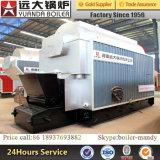 Caldeira de vapor despedida do pacote da eficiência elevada de preço de fábrica da alta qualidade carvão horizontal